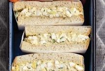 Bread & Sandwich Yum / by Sue McKee