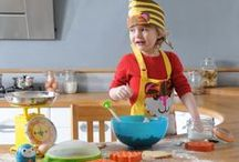 Typhoon's range of kids kitchenwares / Typhoon boasts a range of playful kids kitchenware, perfect to help the little ones get creative in the kitchen.  Visit our blog: http://blog.typhoonhousewares.com/