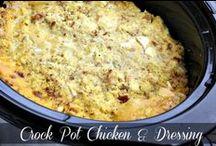 Crock Pot Recipes / by Sherry Roberts