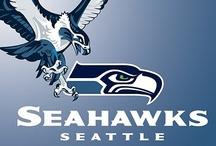 Seattle Seahawks my official board / by Neil Jackson