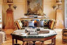 eclectic furnishings / by Sue McKee