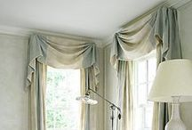 window treatments / by Sue McKee