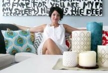 Apartment Therapy / Fixing up the Studio / by Kela Kelln