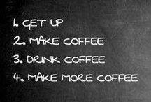 coffee / by Kela Kelln