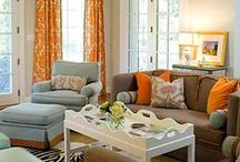 Home Decor Inspiration / Home decor - themes, colors, patterns, products - that I love