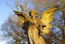 Beauty - Angels / Angelic statues and other art