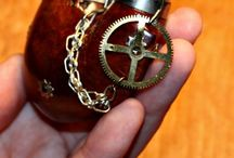 Steampunk / Cool Steampunk from around Pinterest and the Web.