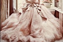 Wedding Dreams / Beautiful and unusual dresses for the brave girl's big day.