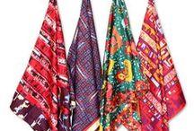 Scarfs, Schals, Tücher und Seide Näh-Ideen / Bei der Stoff-Schmie.de bedrucken wir feinste Stoffe in Seide, Viskose und Baumwolle für Tücher und Schals.