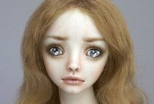 Enchanted Doll / Mostly images of the most stunningly beautiful dolls created by Marina Bychkova.