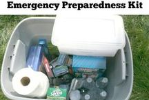 Family Preparedness / Keep your family safe during emergency situations with these resources, stockpiling ideas, prepper tips and more