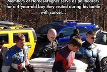 People - Faith in Humanity Restored / There are still some decent, thoughtful, caring and wonderful people in this world. The ones I find, I post here