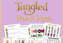 Preschool Education / Activities and homeschool curriculum ideas for preschool/pre-k