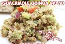 Healthy Rice/Quinoa/Beans Recipes / Healthy Recipes for Quinoa, Rice, Beans and Potatoes that taste delicious. / by Michelle Marie Fit