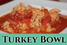 Healthy Ground Turkey Recipes / Healthy and delicious ground turkey recipes. / by Michelle Marie Fit