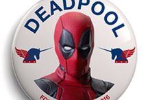 Fandom - Deadpool / All pins relating to the Merc with a mouth!