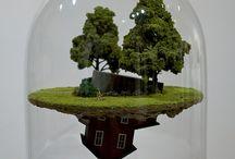 Greenery - Terrariums