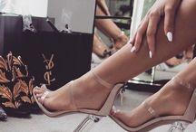High Heels On