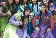 화랑   Hwarang / My favourite K-drama right now.