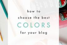 Blog design / Inspiration and practical advice to help you design a beautiful, functional blog that converts.