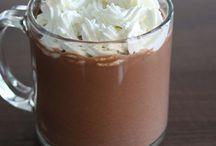 Cafe e chocolate