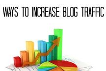 Increase Blog Traffic / Tips and tricks to grow your blog and increase traffic. Monetize your blog with more viewers. Pinterest tips and more.