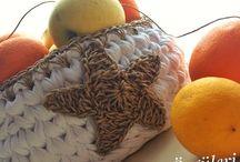 Penye İp Sepet / Penye iplerle örülen sepetlerimiz istediğiniz renk ve boyutta tasarlanır ;)