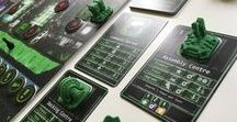 MIND - The Fall of Paradise / This board is about the 1-4 sci-fi strategy boardgame called MIND - The Fall of Paradise.   For more information check: https://www.kickstarter.com/projects/586888488/mind-the-fall-of-paradise-a-scifi-strategy-boardga