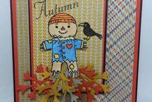 Herbstkarten / Stampin' Up