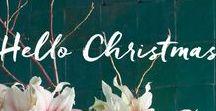 Hello Christmas! / Hello Christmas! Inspiratie voor kerst