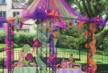 Party Ideas and Decor / by Angela Mollman Stomps