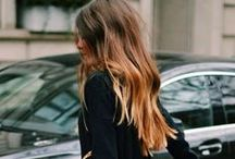 A Cut Above / Hair style/cut ideas. / by Emily Garver