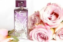 """Things for Smelling Good / I have collected perfumes since I was a little girl; my Mom started me on Devon Violets when I was about 5 or 6. I lived through the Love's Baby Soft decade, and the Obsession decade. I wear fragrance every day, no matter what the occasion. """"A woman who doesn't wear perfume has no future."""" —Coco Chanel"""