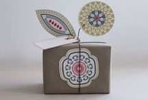 GIFT WRAPPING IDEAS / by Heather Iggulden✿