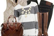 Style Ideas... / by Glenda Deutz