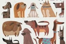 Perros and Dogs / Dogs: los más beautiful perros in todo el mundo and, the best photographs, pinturas y más chucherías / by Alejandro Carrillo