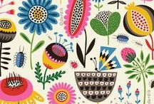 PRINT AND PATTERN♥