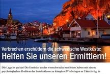 my work now and then (Flyer für das Krimifestival Hamburg 2011)