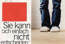 my work now and then: Porträt Juli Zeh (Allegra 2001)