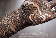 Mehndi Designs / by Janki Patel