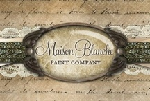 Maison Blanche Paint Company {projects & products} / Maison Blanche Paint Company is the home of Maison Blanche Vintage Furniture Paint and Some of the Most Exciting Finishing Products Around! Shop for Maison Blanche products here: http://maisonblanchepaint.com/