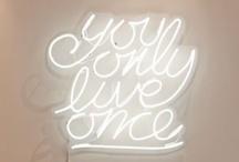 Typography. / by Paulina Santa-Olalla