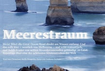 my work now and then (Great Ocean Road, Australia, ADAC Reisemagazin, 2008)