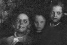 Just plain creepy & strange / by Tabitha Jean
