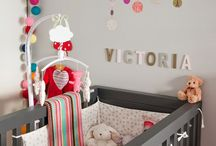 Baby room / Inspiration to create a beautiful baby room / by Emilie Delis [ Made by Emy ]