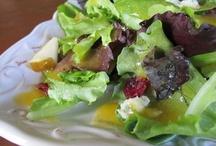 Yum: Salad / by Sarah Cline