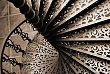 Stairs / by Marija Petrovic
