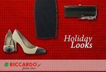 All Year Long in Best Style - Riccardo Looks. / Our Stylish Gallery of Fall looks and sets.