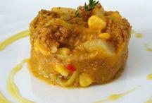 recetas chilenas / Chilean Recipes / by Kathie Silva