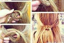Hair Tutorials / by Meghan